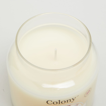 Wax Lyrical Vanilla & Cranberry Jar Candle - 426 gms