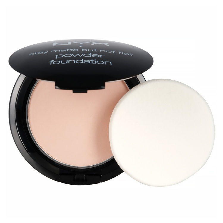 NYX Professional Make Up Stay Matte But Not Flat Powder Foundation