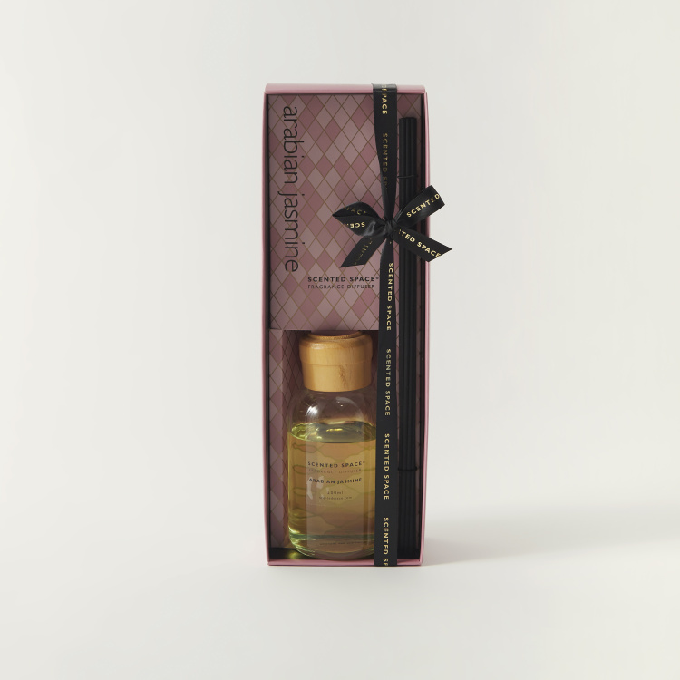 Scented Space Arabian Jasmine Fragrance Diffuser - 200 ml