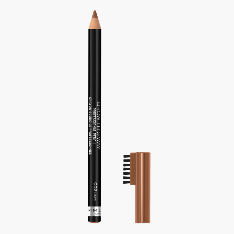 Rimmel Professional Eyebrow Pencil with Brush