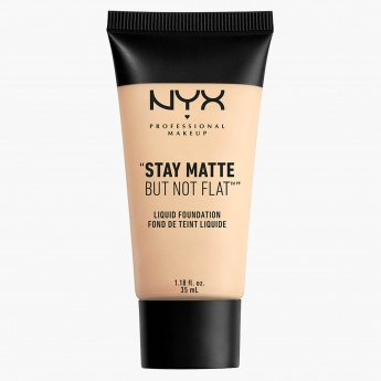 NYX Professional Make up Stay Matte But Not Flat Liquid Foundation