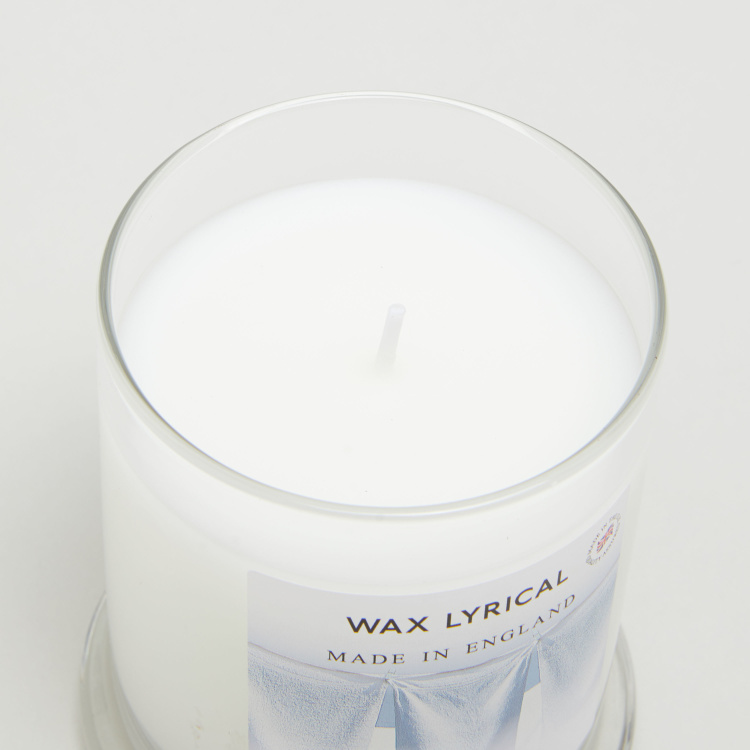 Wax Lyrical Fresh Linen Jar Candle - 238 gms