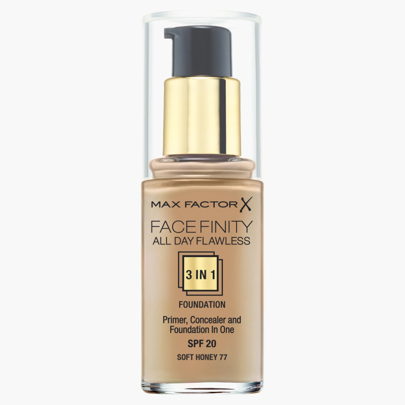Max Factor Face Finity All Day Flawless 3 In 1 Foundation