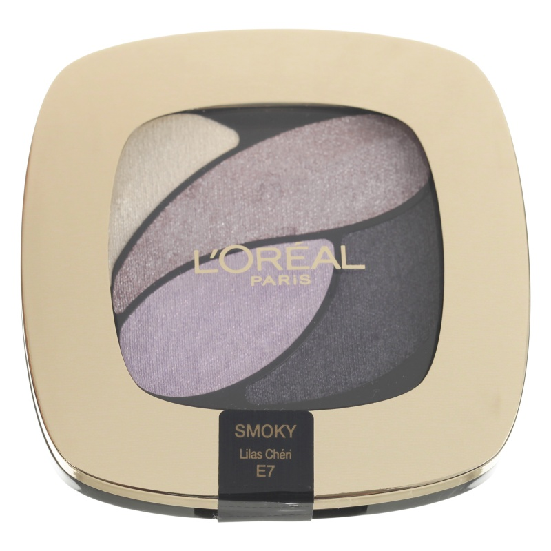 L'Oreal Paris Color Riche Quad Eyeshadow