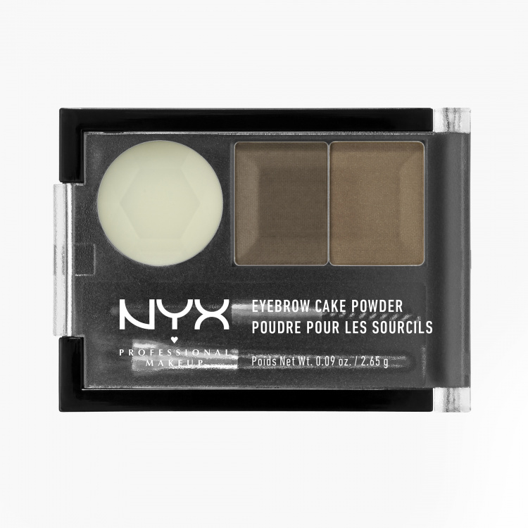 NYX Professional Make Up Eyebrow Cake Powder