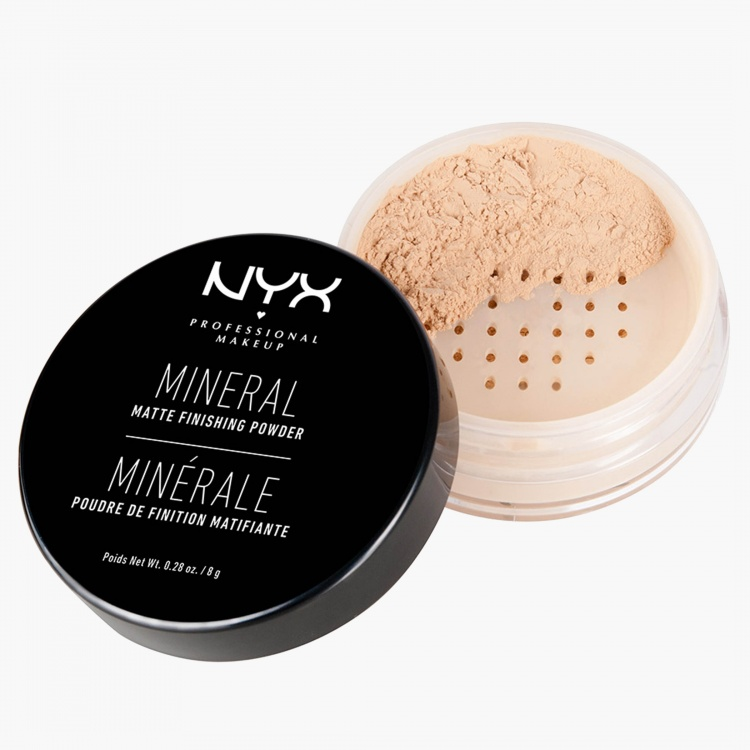 NYX Professional Make Up Mineral Finishing Powder