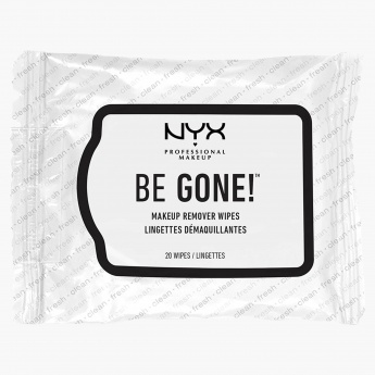 NYX Professional Make up Be Gone! Make-Up Remover Wipes