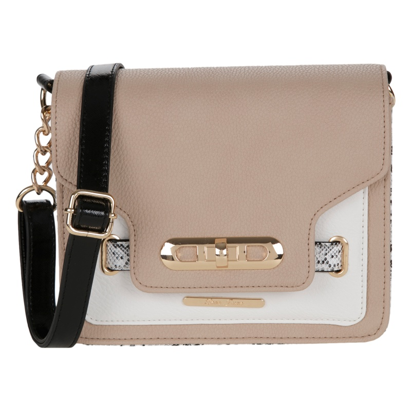 Love Juno Textured Satchel Bag