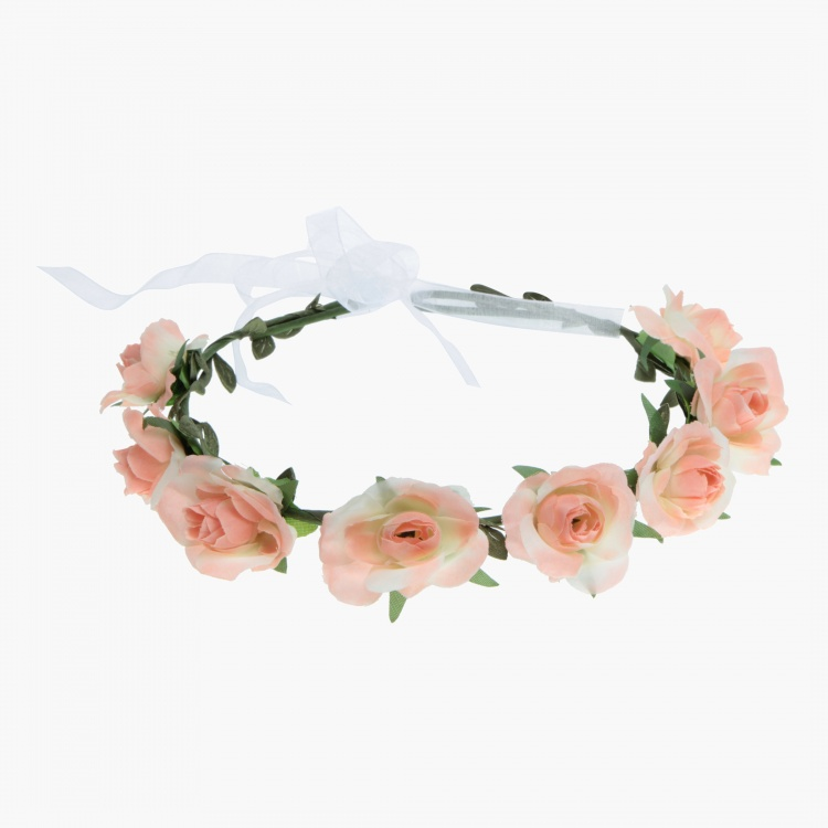Adore Faery Floral Head Wreath
