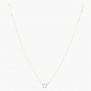 Sasha Star Pendant Necklace
