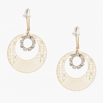 Sasha Embellished Earrings