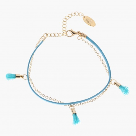 Sasha Charm Multi-layer Bracelet