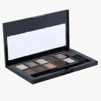 Maybelline New York Eye Shadow Palette The Nudes