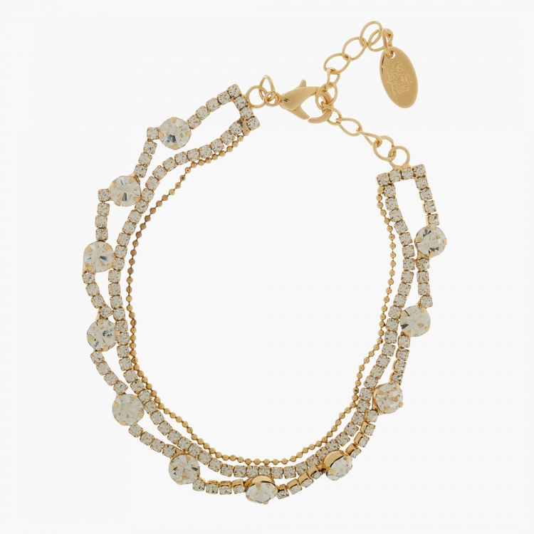 Sasha Multi-chain Beads Bracelet