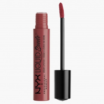 NYX Professional Make up Liquid Suede Cream Lipstick