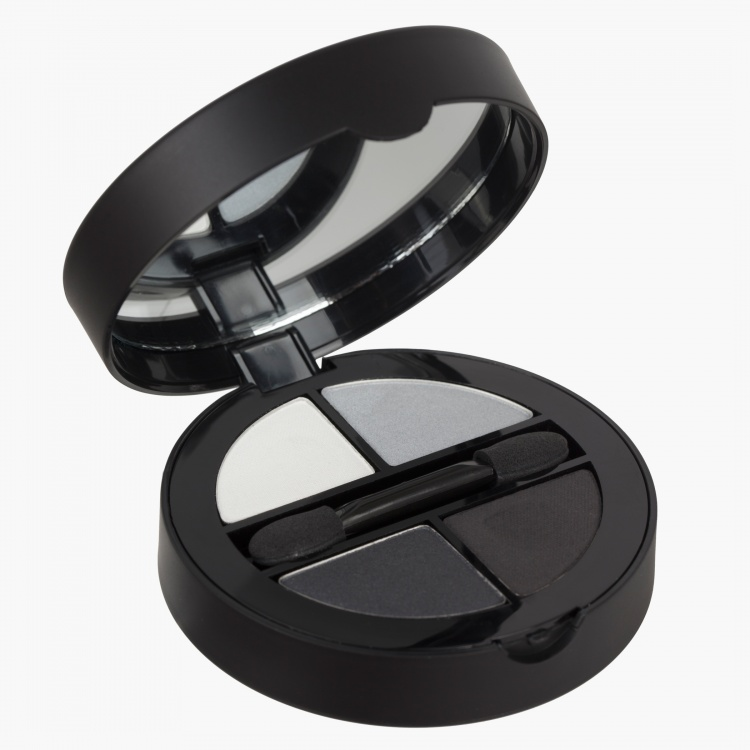 Note Luminous Silk Quattro Eye Shadow