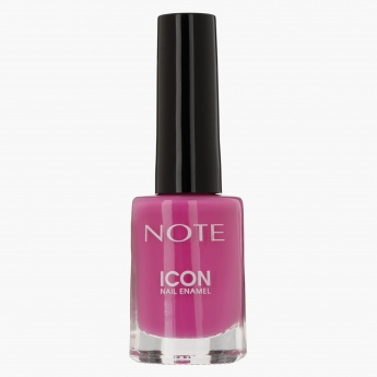 Note Icon Nail Enamel