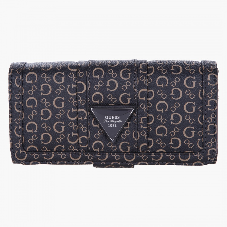 Guess Printed Clutch