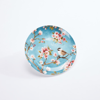 Printed Decorative Round Plate