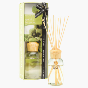 Scented Space Sparkling Bergamot Fragrance Reed Diffuser - 200 ml