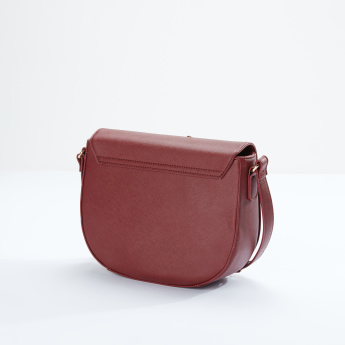 Charlotte Reid Satchel Bag with Coin Purse