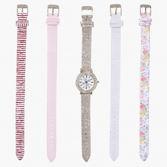 Studded Watch - Set of 5