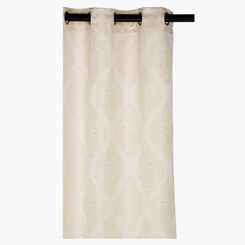 Jacquard Curtain Pair - Set of 2