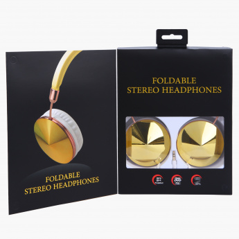Foldable Headphones – 14x7x16.5 cms