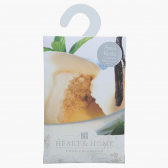 HEART & HOME French Vanilla Fragrance Sachet