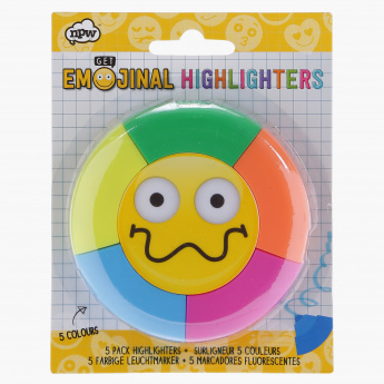 npw Get Emojinal Highlighter Pens