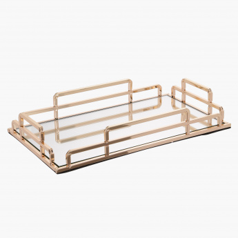 Elite d'Art Decorative Tray