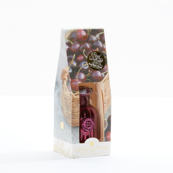 Heart & Home Sweet Black Cherries Reed Diffuser - 90 ml