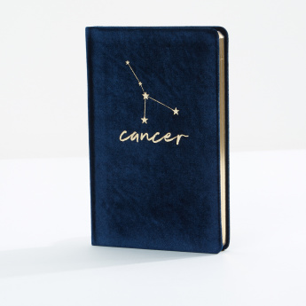 Tri-Coastal Single Ruling Book with Cancer Printed Cover
