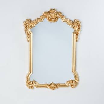 Decorative Mirror with Frame