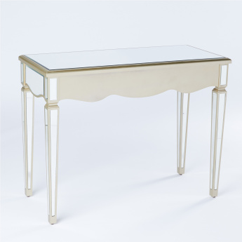 Venetian 1-Drawer Console Table