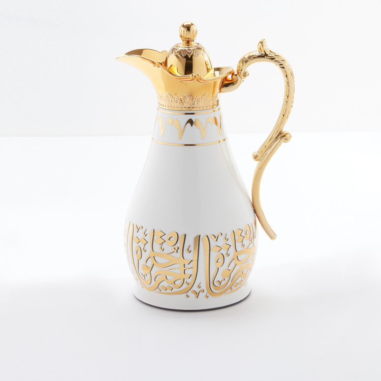 Decorative Jug with Lid