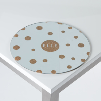 Elle Round Placemat - Set of 2
