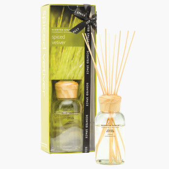 Scented Space Spiced Vetiver Reed Diffuser - 200 ml