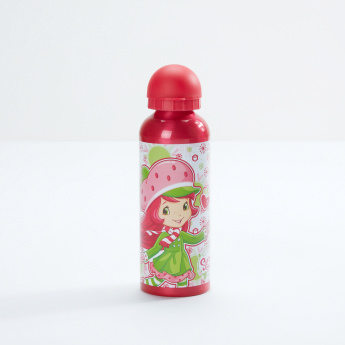 Strawberry Shortcake Printed Water Bottle
