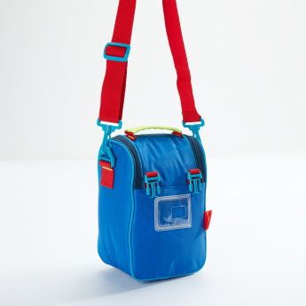 Bomi Lunch Bag with Zip Closure
