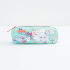 Kimmi Doll Printed Pencil Case with Zip Closure