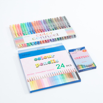 Assorted Colouring Set