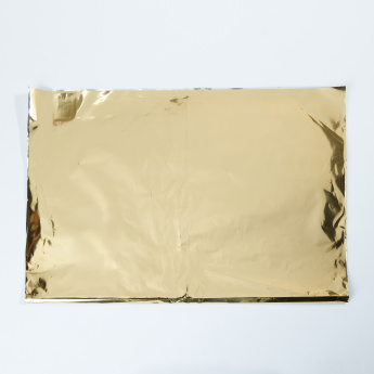 Metallic Wrapping Paper - 50x70 cms