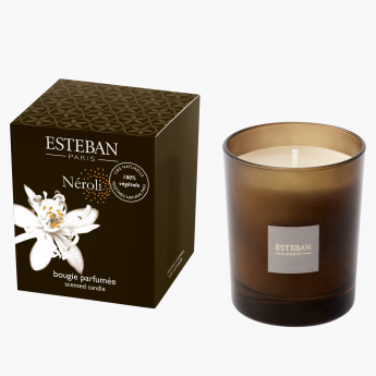 Esteban Refillable Neroli Scented Jar Candle - 170 g