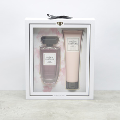 Le Palais Des Parfums Rose Eternelle Perfume & Lotion Coffret Set