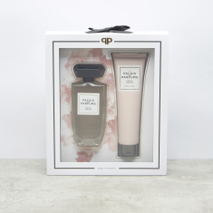 Le Palais Des Parfums Santal Sublime Eau De Parfum And Lotion Set