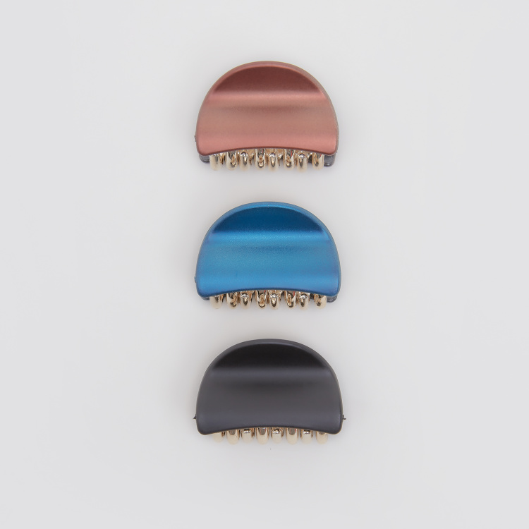 Sasha Hair Clamp - Set of 3