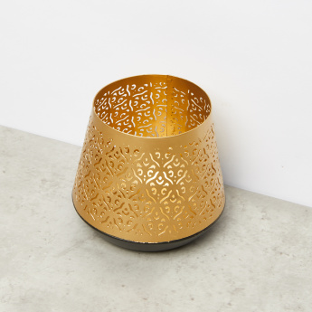Decorative Metallic Tealight Holder