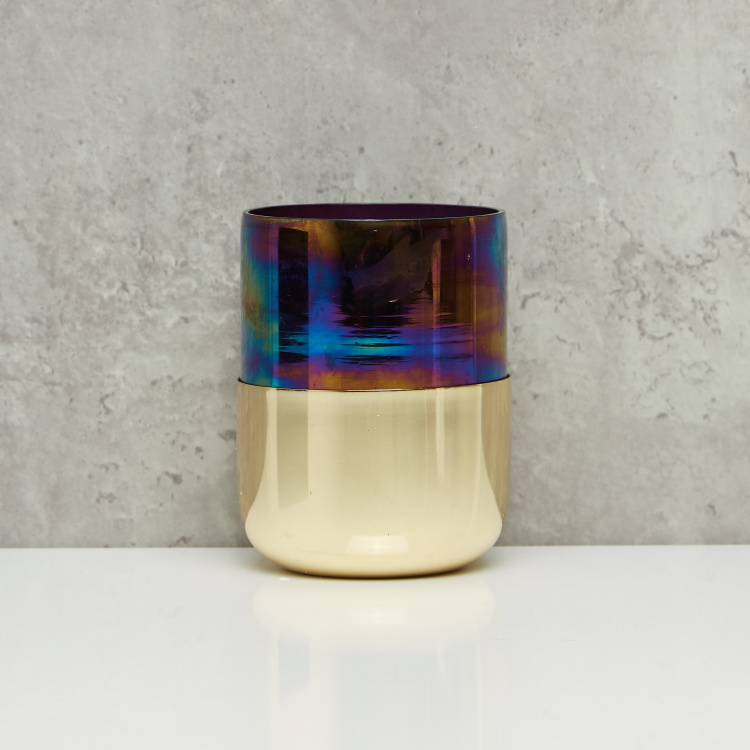 U Rainbow Tealight Holder