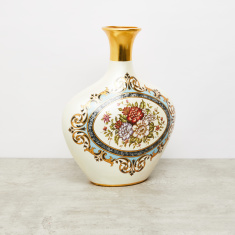 Floral Collection Vase - 38x18x45 cms